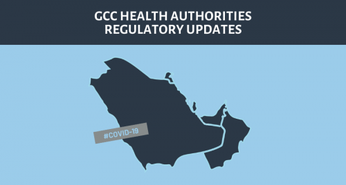 Regulatory Inroads by GCC Health Authorities in Times of COVID19