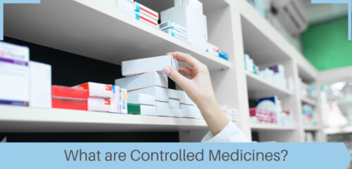 What are Controlled Medicines?